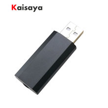 ES9018K2M USB Portable DAC HIFI USB External Sound Card Decoder 32bit 192kHZ For Amplifier(China)