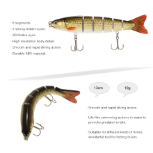 Lifelike Swimbait 6 Colors -SB130