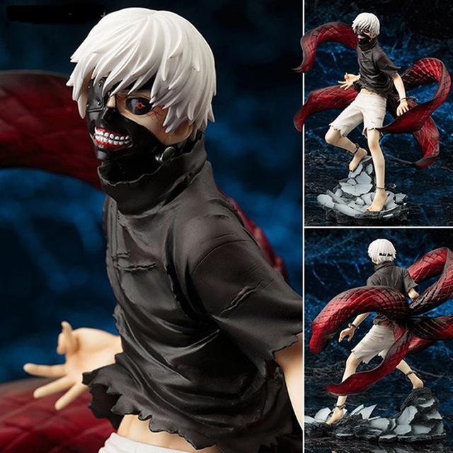 Tokyo Ghoul Action Figure Ken Kaneki Action Figure