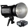 Godox qt600iim qt600ii головка вспышки 600ws HSS 1/8000 s Высокое Скорость синхронизации вспышки света с x1 передатчик для sony Canon Камера