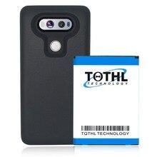 Hottest Stock 6600mAh Extended Battery + Black Back Cover Case For LG V20 VS995 LS997 H918 H910 H990N BL-44E1F