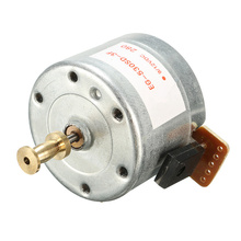 Mounting holes 25MM DC9-12V 3-Speed Turntables Motor 33/45 78RPM Hot