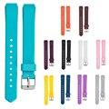 NI5L Роскошный Силиконовый Ремешок Для Часов Замена Высокое Качество Запястье Кремния Ремешок Застежка Для Fitbit Альта Smart Watch Браслет