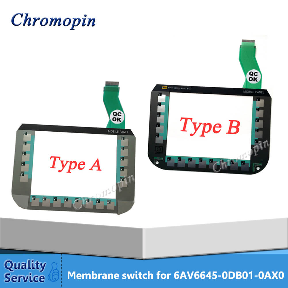 Membrane switch for 6AV6645-0DB01-0AX0 6AV6 645-0DB01-0AX0 6AV6645-0DC01-0AX0 6AV6 645-0DC01-0AX0 MOBILE PANEL 277F IWLAN цены онлайн