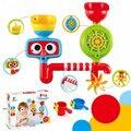 Linda Banheira Portátil Sistema de Aspersão de Água Do Brinquedo Das Crianças Das Crianças Toy Presente Engraçado Brinquedos de Banho À Prova D' Água na Banheira para o Banho Do Bebê brinquedos