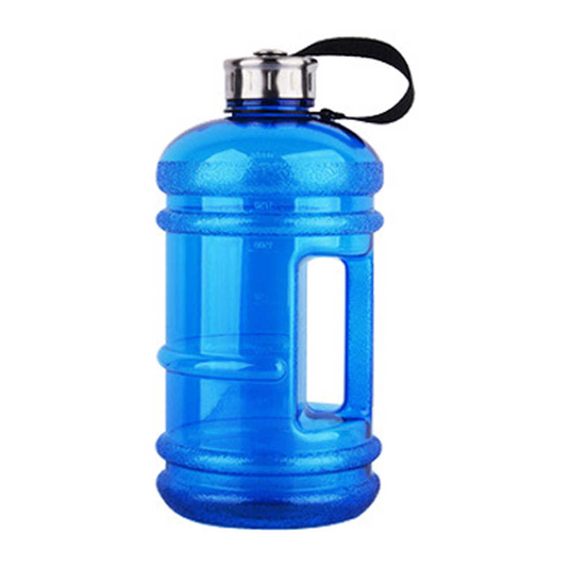 Large Capacity Water Bottles Outdoor Sports Half Gallon Bottles Training Camping