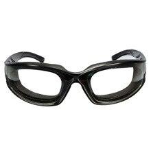 Защитные очки, встроенные в губку, для кухни, нарезки глаз, защита на рабочем месте, защита от ветра и песка