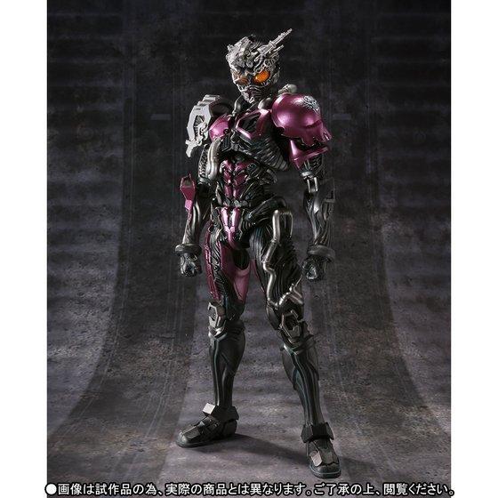 """Kamen rider Drive"" oryginalny BANDAI Tamashii narody SIC/SUPER pomysłowa CHOGOKIN ekskluzywna figurka Mashin Chaser"