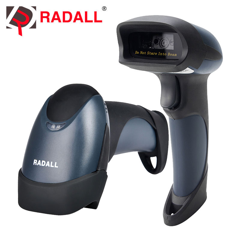 Handheld QR 2D Barcode Scanner Laser Code Reader PDF417 codes USB scaning for POS sysytem - RD-M5 i2dbc002 low price liner image 2d barcode scanner scanner usb qr code reader for supermarket warehouse library pdf417 code