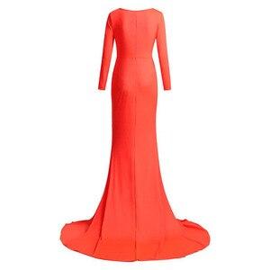 Image 4 - Robe de maternité Maxi, pour séance de Photo, accessoires de photographie de maternité, tenue de grossesse, nouveauté
