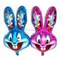 1 шт., новые женские туфли на кроличьем воздушные шары с гелием на день рождения Свадебная вечеринка украшения Воздушные шары животных класс...