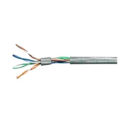 Bobine 305 mètres câble réseau Ethernet CAT6 UTP gratuit halogénos Eco 40146807 équiper LSZH