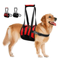 Didog Reflective Pet Dog Lift Harness Adjustable Mesh Nylon Pets Lifting Support Vest For Old Injured