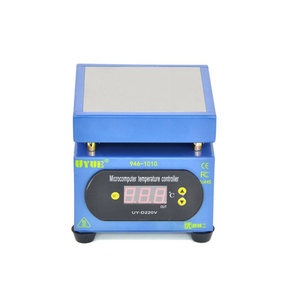 Image 2 - לUYUE 946 1010 תצוגת LED Preheating פלטפורמה עבור טלפון נייד LCD מסך מגע תיקון BGA PCB חם צלחת חימום מוקדם תחנה