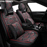 CAR TRAVEL car seat cover for honda civi 2006 2011 accord 7 8 insight vezel city pilot stream cover for vehicle seat