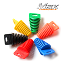 KTM 2pcs a lot  Small Exhaust tube plug Muffler washing WaterProof Plug for KTM CRF 250 R EXC CRF YZF KXF MX