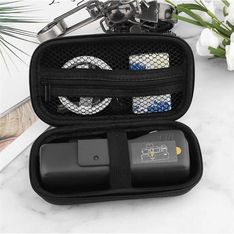 Nova chegada Bolso Cardan DJI OSMO Acessórios Portátil Mini Carry à prova d' água Caso Saco de Armazenamento Caixa de Armazenamento De Bolso Handheld Cardan OSMO