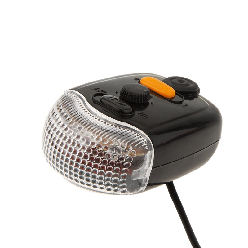 XINGCHENG Versatile Mountain Bike Blinker + Bicycle Taillight + Horn + Stoplights Multifunction Electronic Bell