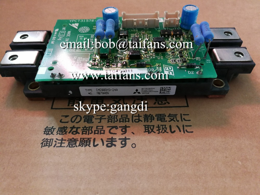 A1000 Inverter 45KW H1000 37 KW HB4A0091 IGBT Module CM200DXD 24A Driver Board ETC710311