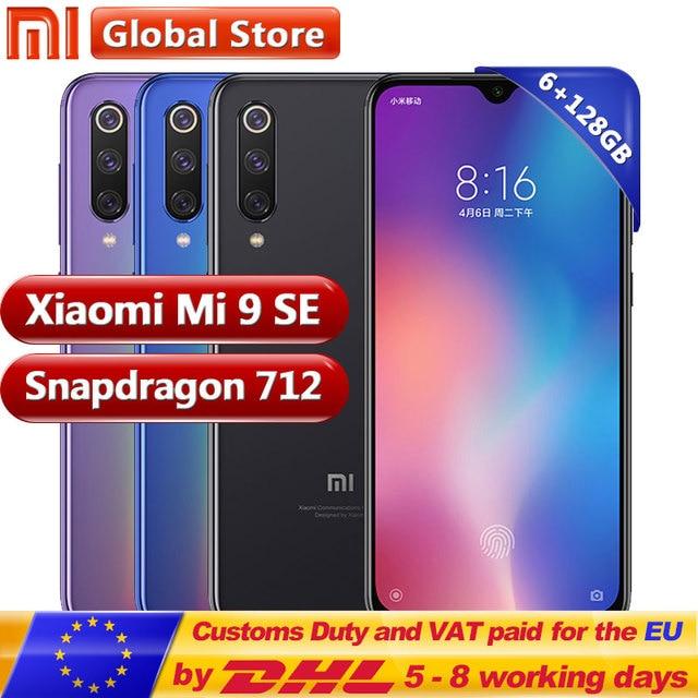 Xiaomi Mi 9 Mi9 SE 6/128GB za $437.85 / ~1658zł