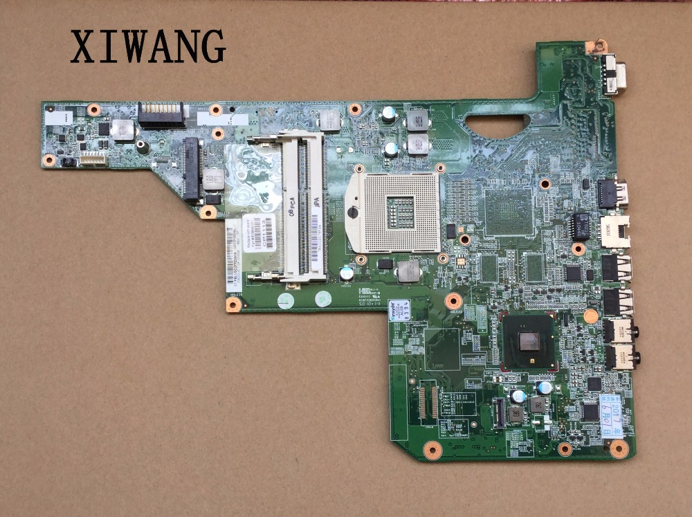 Free shipping laptop mainboard 615849-001 for HP G72 G62 motherboad 01013y000-600-G fully test
