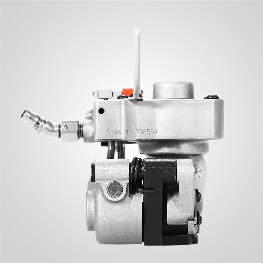 XQD-19 Pneumatikus műanyag, PP, PET és poli kombinált feszítő - Elektromos kéziszerszámok - Fénykép 2