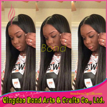 7A Brazilian Natural Color Lace Wig Fashion Human Hair Glueless Full Lace Human Hair Wigs Lace Front Wig for black women