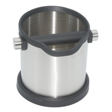 Knock-Box Coffee-Tools Grind-Container Espresso Waste-Bin Barista Stainless-Steel 1800ML