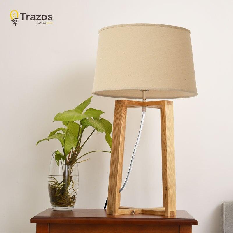 New chinese style floor lamp lamparas de pie vertical for Oriental wood floor lamp