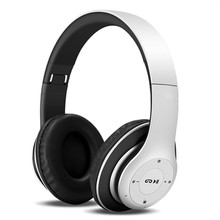 BT-09-P15 Bluetooth Headphones Wireless Stereo Headsets with Mic Support TF Card FM Radio for iPhone Samsung  Calls
