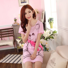 Cartoon Sleepwear For Womens