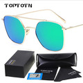 New 2016 retro Polarized Sunglasses Polarized Sunglasses Europe tide color sunglasses 441