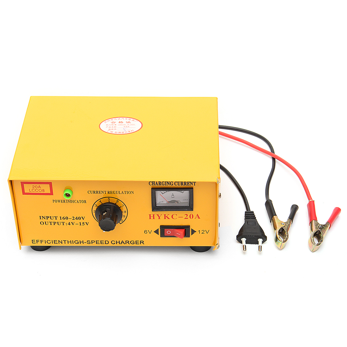 Online Shopping For Electronics Fashion Home Automotive 0v To 12v Electrical Voltage Indicator Pure Copper Machines Motorcycles And Cars Can All Be Used Constant Charging Will Arranged Provide Various Protections Avoid