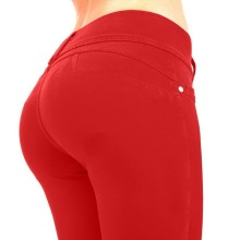 High Waist Elastic Denim Women Leggings [8 colors]