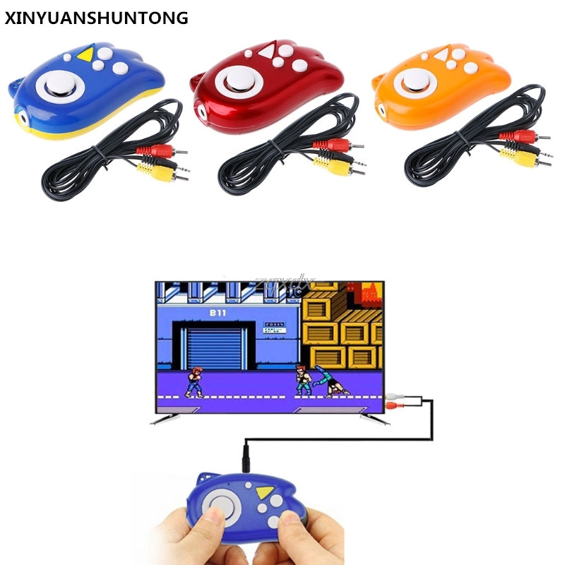 Video Gaming Console 8 Bit Built-In 89 Mini Classic Games TV Output Game Player Z16 Drop ship