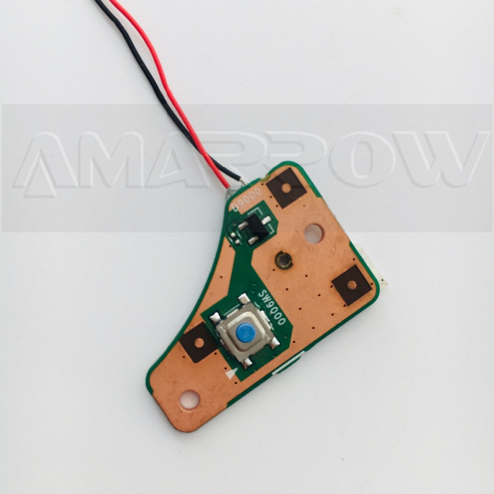 Original Free shipping for TOSHIBA C850 C850D L850 L855 C855 C855D Power Button Board Switch board 6050A2496901 image