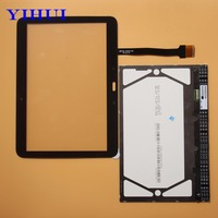 YIHUI Touch Panel Digitizer With LCD Display For Samsung Galaxy Tab 4 10 1 SM T530