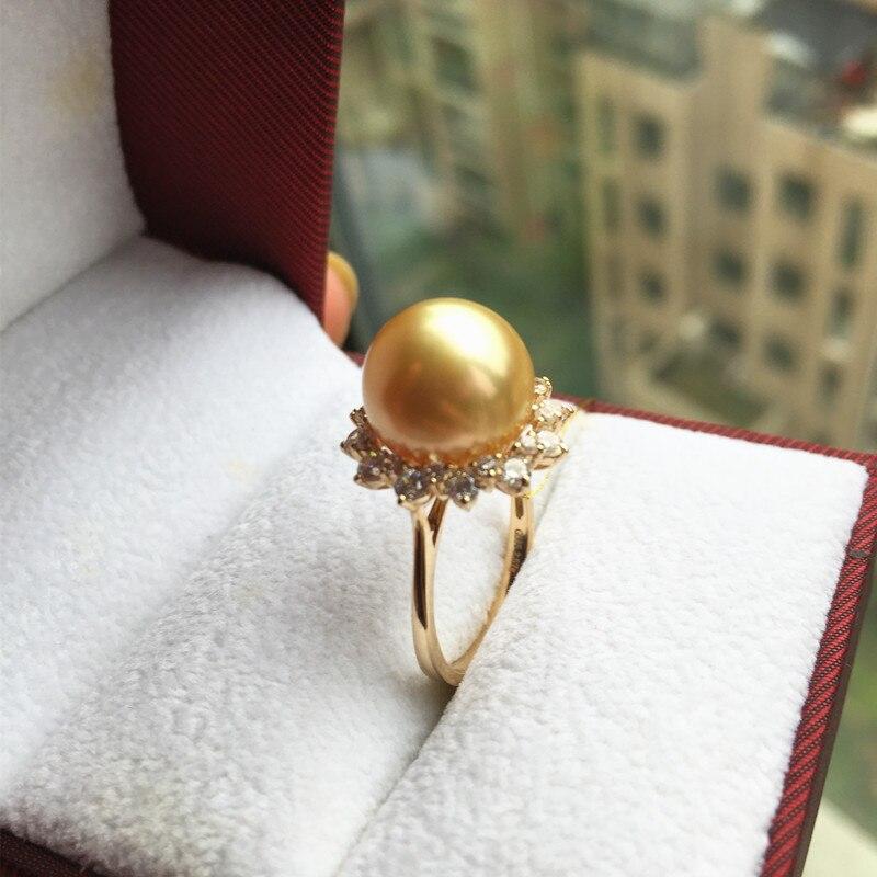Women Gift word 925 Sterling silver real Natural Nanyang Kim ring 12-13 circle to Nanyang Kim ring картриджи для электронных сигарет nanyang