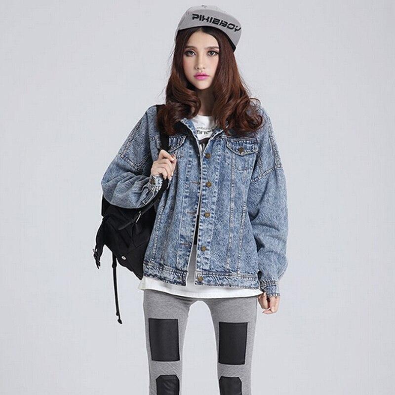 Online Get Cheap Boyfriend Denim Jacket -Aliexpress.com | Alibaba ...