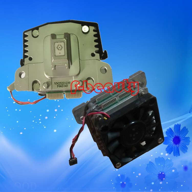 все цены на High Quality Original new Print Head Compatible For Fujitsu Nozzle 7600 DPK7600E printhead