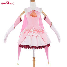 Uwowo Illyasviel Von Einzbern Cosplay Destino di Kaleid Fodera Magical Girl Kawaii Mahou Shojo Donne Costume Fate Cosplay Illyasviel(China)