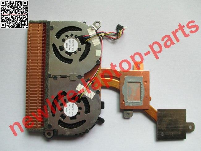 original VPCZ2 VPCZ23 VPCZ21 series MBX 236 heatsink cooler fan UDQFXX011DS0 UDQF2YR11DS0 UDQF2YH11DS0 free shipping