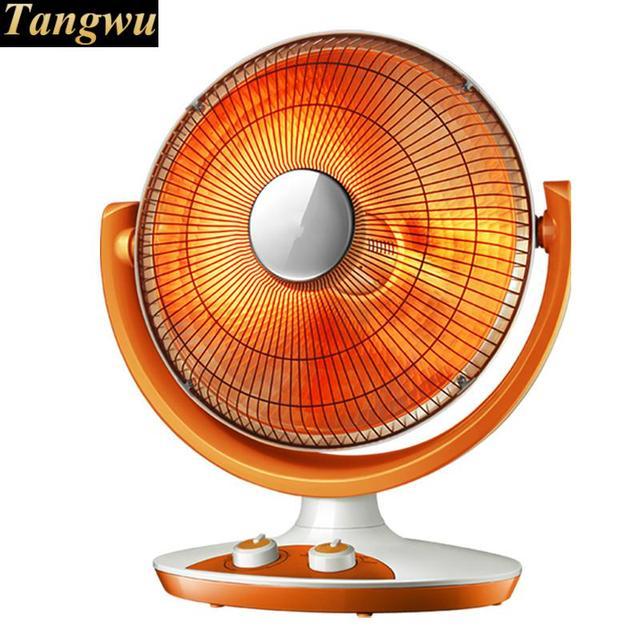 Heater small sun 16 inch large desktop home heating fan