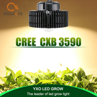 CREE CXB3590 100W COB LED Grow Light Full Spectrum Dimmable MeanWell Driver Growing Lamp Indoor Plant Growth Panel Lighting