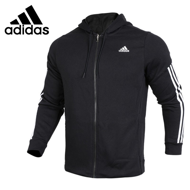 Original New Arrival Adidas Performance COMM M FZ FL Men's jacket Hooded Sportswear шапка adidas performance adidas performance ad094cuunz02 page 1