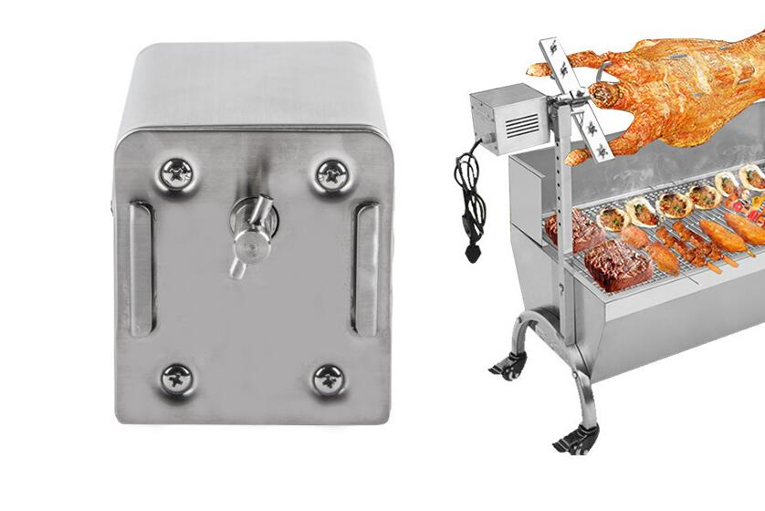 70kgs torque whole lamb roast bbq grill rotisserie motor electric barbecue motor stainless steeel outdoor barbecue accessories
