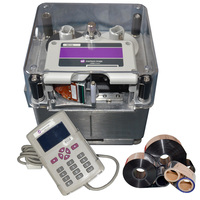Markem imaje 8018 intermittent coding machine for pharmacy and food industry