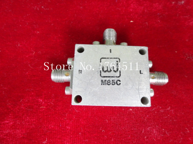 [LAN] The United States imported M/A-COM/WJ M85C SMA RF coaxial high frequency mixer