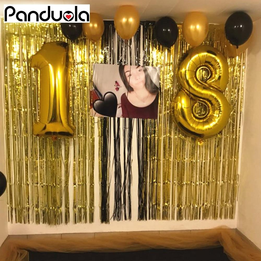 1ks 40 palců Výročí Výprodej 2018 Ballon Dovolená Dekorace Narozeninový večírek Suvenýry Balónky Všechno nejlepší k narozeninám Babyshower Balony