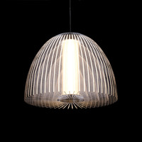 LED Chandelier Lighting Modern Chandeliers Kitchen Light Fixtures Acrylic Lampshade AC85 260V Lamp